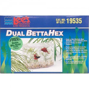Hexagon Betta Keeper - Large