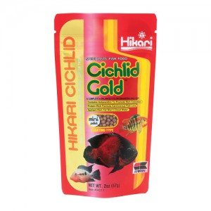 Cichlid Gold - Mini Pellets - 2 oz