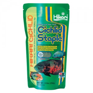 Cichlid Staple - Baby Pellets - 8.8 oz