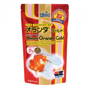 Oranda Gold - Mini Pellets - 10.5 oz