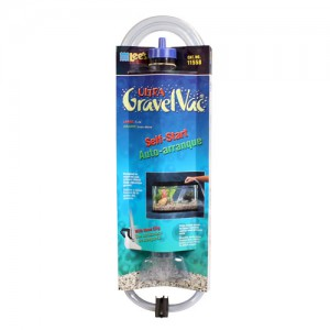 """Ultra Self-Start GravelVac with Nozzle & Clip - Large - 16"""""""