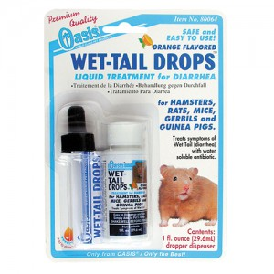 Wet-Tail Drops - 1 fl oz