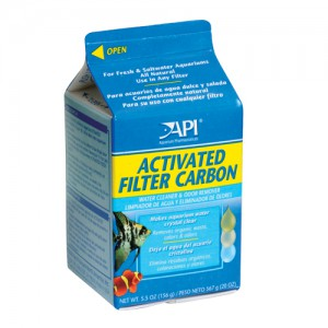 Activated Filter Carbon - 5.5 oz