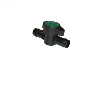 """Ball Valve - 3/4"""" Barbed"""