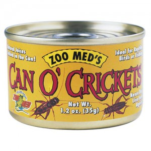 Can O' Crickets - 1.2 oz