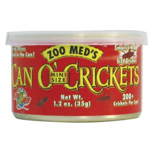Can O' Crickets - Mini - 1.2 oz
