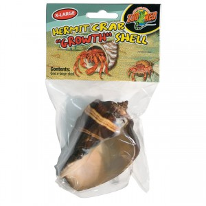"Hermit Crab ""Growth"" Shell - X-Large - 1 pk"