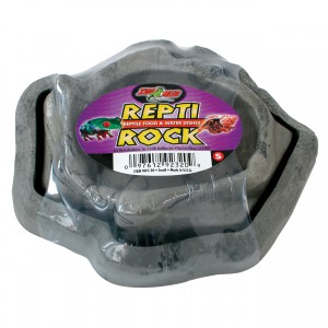 Repti Rock Food/Water Dish Combo Pack - Small
