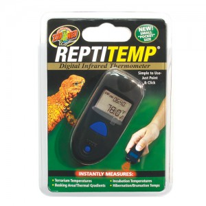ReptiTemp Digital Infrared Thermometer