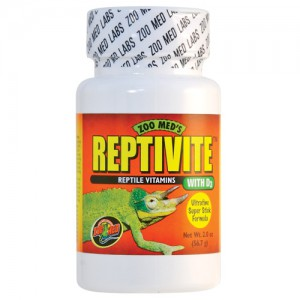 ReptiVite with D3 - 2 oz