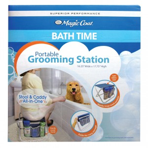 Magic Coat Portable Grooming Station