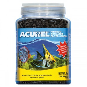 Premium Activated Filter Carbon Granules - 40 oz