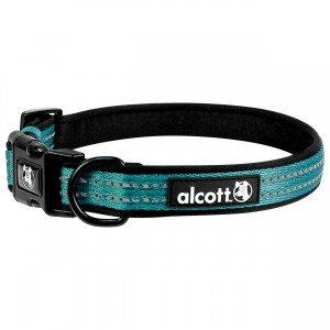 Essentials Adventure Collar - Blue Mariner - Small