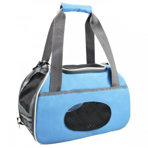 Sport Pet Carrier - Blue