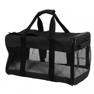 Travel Pet Carrier - Black