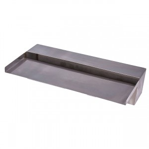 Aquascape Stainless Steel WaterWall Spillway