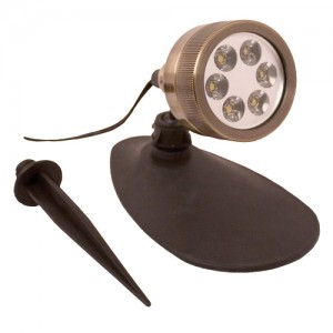 12 Volt LED Spotlight - 6 W