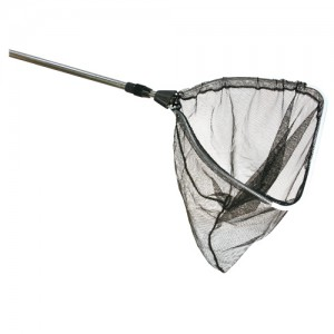 Heavy Duty Pond Net with Extendable Handle - 69""