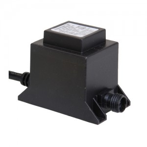 12 Volt Garden & Pond Lighting Transformer - 20 W