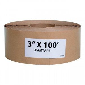 "Seam Tape Roll - Double Sided - 3"" x 100 ft"
