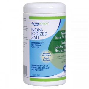 Non-Iodized Pond Salt - 2 lb