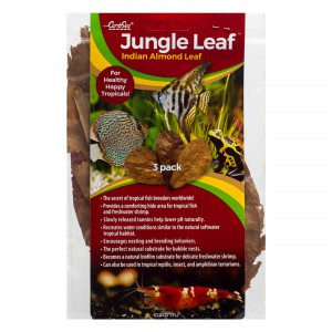Jungle Leaf Indian Almond Leaf - 3 pk