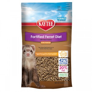 Fortified Ferret Diet with Real Turkey - 4 lb