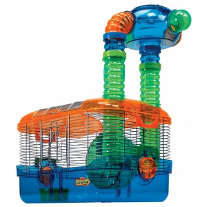 Kaytee CritterTrail Triple Play Habitat - 17.25""