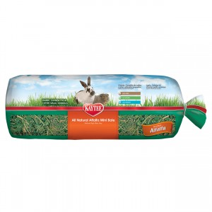 Alfalfa Mini Bale - 24 oz