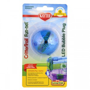 CritterTrail Fun-nel LED Bubble Plug - Anytime