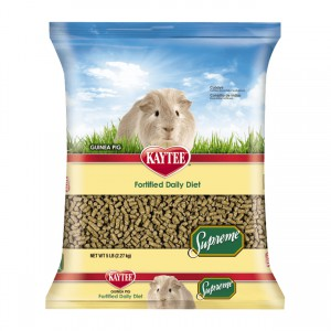 Supreme Guinea Pig Food - 5 lb