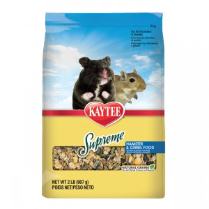 Supreme Hamster & Gerbil Fortified Daily Diet - 2 lb