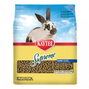 Supreme Rabbit Fortified Daily Diet - 5 lb