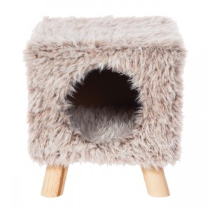Kitty Power Paws Cozy Cube