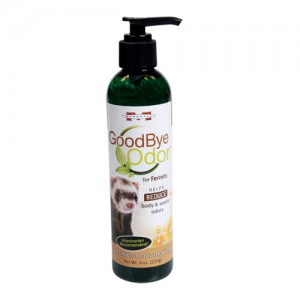 GoodBye Odor for Ferrets - 8 fl oz