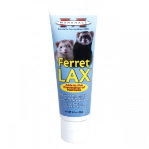 Ferret LAX Hairball & Obstruction Remedy - 3 oz