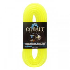 Premium Silicone Airline Tubing - 13 ft - Yellow