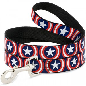 Captain America Shield Leash
