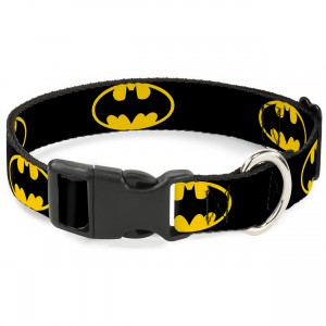 Batman Shield Collar - Medium