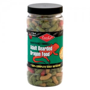 Adult Bearded Dragon Food - 4 oz
