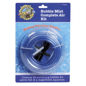 Bubble Mist Complete Air Kit