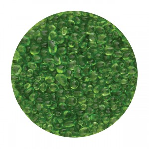 Seapora Betta Gravel - Green - 350 g