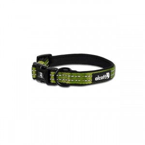 Essentials Adventure Collar - Green - Small
