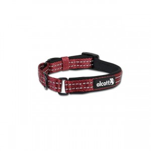 Adventure Martingale Collar - Red - Small