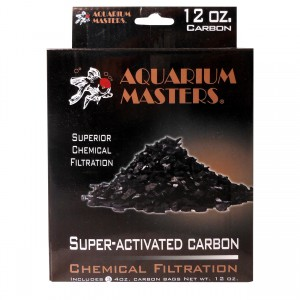 Activated Carbon - 4 oz - 3 pk