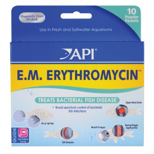 E.M. Erythromycin Powder Packets - 10 pk