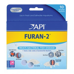 Furan-2 Powder Packets - 10 pk
