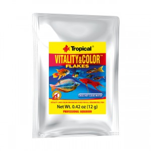 Vitality & Color Flakes - 0.42 oz