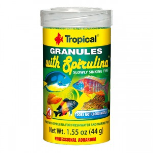 Granules with Spirulina - 1.55 oz