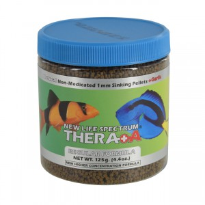 Thera A Anti-Parasitic Formula - 1 mm Sinking Pellets - 125 g